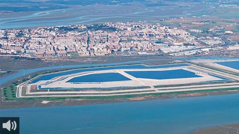 La Mesa de la Ría de Huelva considera chantaje los avales presentados por Fertiberia porque condiciona la entrada en vigor de estos a la aprobación de su proyecto de enterrado de los fosfoyesos