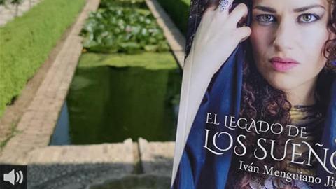 La novela 'El legado de los sueños' del escritor y guía turístico Ivan Menguiano recrea la riqueza de la Granada andalusí con nexos con el municipio onubense de Cortegana