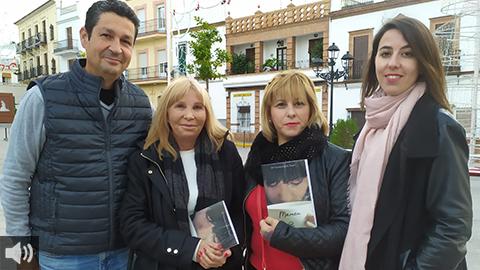 María Victoria García Ángel aborda en la novela 'Mamen' la violencia machista y las discriminaciones al colectivo LGTBI en clave andaluza