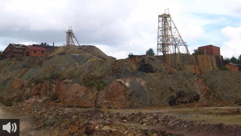 Agentes sociales de Sevilla y Huelva exigen transparencia en la tramitación del proyecto minero que afecta al yacimiento tartésico de Tejada la Vieja entre Aznalcóllar y Escacena del Campo