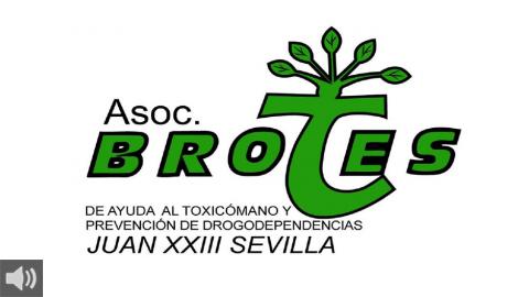 La Asociación Brotes trabaja en la prevención de la drogodependencia combatiendo la marginalidad e impulsando la inserción socio-laboral