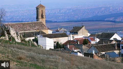 El municipio granadino de Diezma reluce en la comarca de Guadix por su patrimonio histórico, etnográfico y por el valor medioambiental del nacimiento de sus aguas termales
