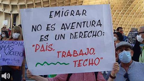 La libre circulación por todo el Estado español de las personas solicitantes de asilo es un derecho fundamental reconocido en la Constitución