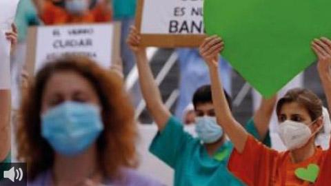El movimiento ecologista juvenil Fridays for Future convoca un día de acción a nivel global para exigir medidas reales ante la emergencia climática