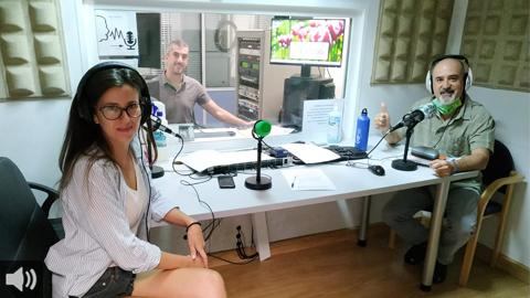 Francisco J. García Crespo, director de Onda Punta Radio (Punta Umbría), elegido como nuevo director general de EMA-RTV