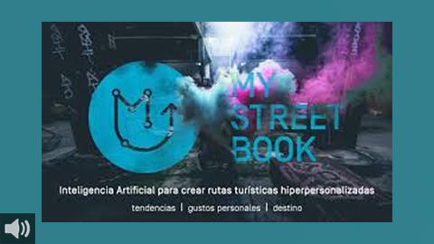 Los Premios Andalucía de Turismo reconocen la labor en materia de investigación turística del proyecto almeriense Mystreetbook Technology for Emotive Environments