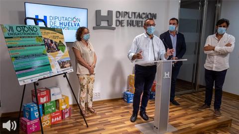 El VII Otoño Enogastronómico de Doñana promociona actividades turísticas creativas relacionadas con la cultura del vino