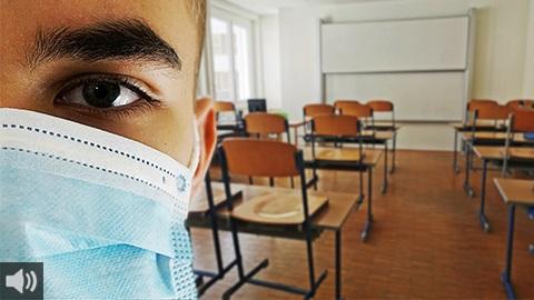 Las familias andaluzas ven con recelo la vuelta a las aulas y algunas no llevan a sus hijas e hijos al colegio por la falta de medidas contundentes que garanticen la seguridad