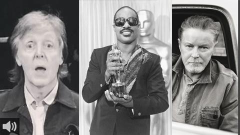Stevie Wonder, Don Henley y Paul McCartney, protagonistas de esta semana en «20 Años en la Vida de un Comprador de Discos»