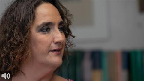 'Se necesita mayor inversión en recursos y en sanidad y menos recortes', Ángela Aguilera, portavoz del grupo Adelante Andalucía en el Parlamento de Andalucía