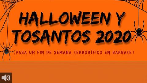 Talleres, cine y cuentacuentos para un fin de semana de Halloween terrorífico en Barbate