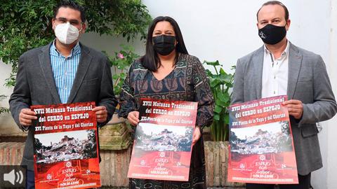 Espejo prepara su XVII Matanza Tradicional del Cerdo con un marcado carácter solidario