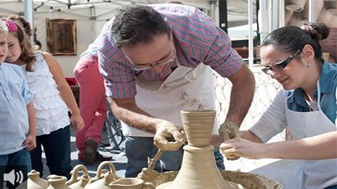 Castro del Río acoge los días 11 y 12 de octubre 'Ars Olea', muestra de su tradicional artesanía