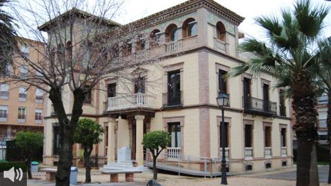 El 'Hotelito', joya arquitectónica de Aníbal González, cumple 10 años acogiendo a la cultura marteña