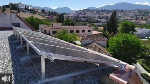 Monachil apuesta por la energía limpia con la creación de una Comunidad Energética