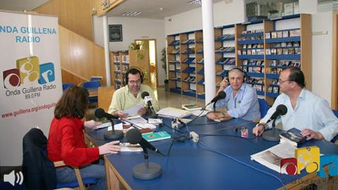 'Guillena al Día', de Onda Guillena Radio ha cumplido 18 años en antena con 4.500 programas realizados