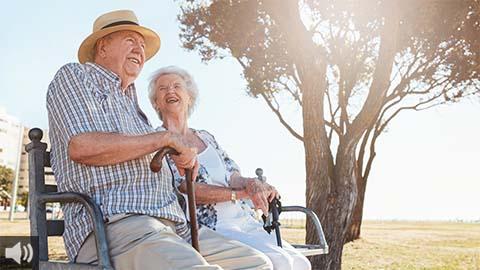 'Envejecer en tiempos de covid' es el título del programa de La Botica esta semana