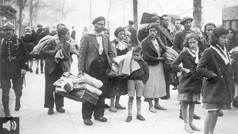 Red Refugio recuerda este 12 de octubre cuando los españoles y españolas fuimos refugiados