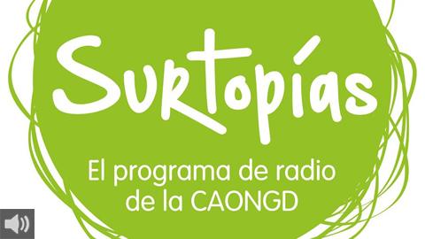 Surtopías, el programa de radio para conocer la vida de las organizaciones andaluzas