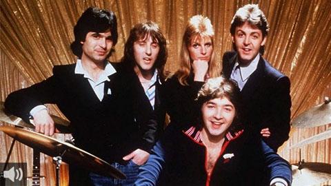 Paul McCartney & Wings hacen las delicias en 20 Años en la Vida de un Comprador de Discos