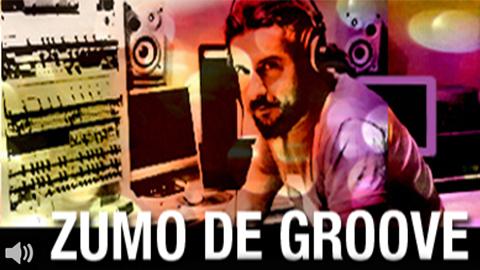 Zumo de Groove nos acerca varias propuestas musicales de Francia a través de su licuadora radiofónica