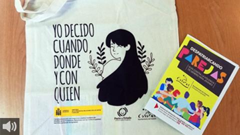 Los municipios andaluces denuncian la violencia machista con una serie de acciones en torno al 25 de Noviembre