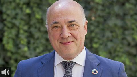 Antonio Ruiz, nuevo vicepresidente de la Federación Andaluza de Municipios y Provincias