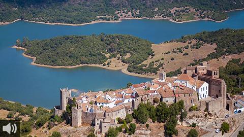 Castellar de la Frontera, en Cádiz, es reconocido como uno de los pueblos más bonitos de España