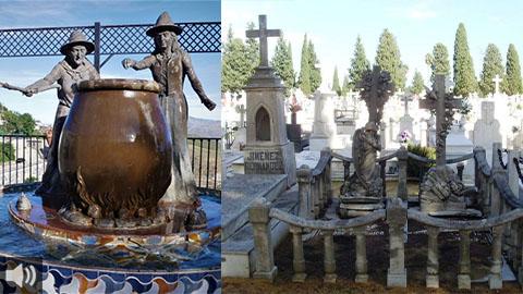 El embrujo de Soportújar y el cementerio de Sevilla son los atractivos que nos ofrece esta semana Es Andalucía