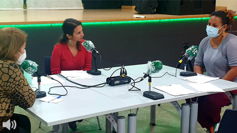 """EMA-RTV y FAMSI realizan el ciclo de formación """"Mujeres Migrantes: comunicación y convivencia inclusiva en entornos locales"""""""