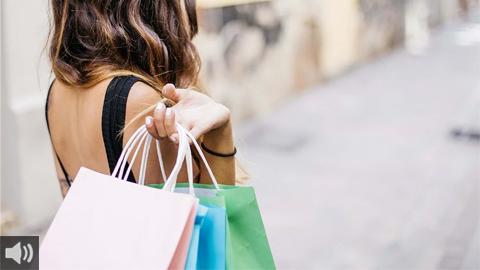 La pandemia ha hecho ganar fuerza a las compras online mientras que el pequeño comercio se ve cada vez más afectado por las restricciones de movilidad
