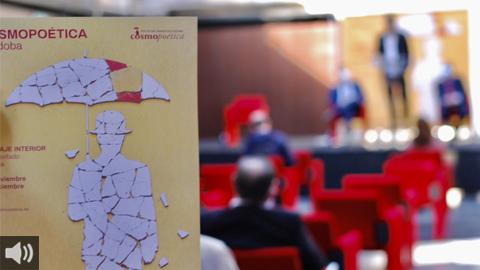 Cosmopoética 2020 será un festival presencial, interdisciplinar y asimétrico