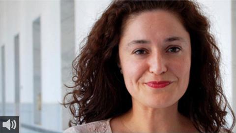 'Vamos a seguir negociando con enmiendas parciales para poder cubrir las necesidades de Andalucía', Inmaculada Nieto, portavoz del grupo Adelante Andalucía en el Parlamento de Andalucía