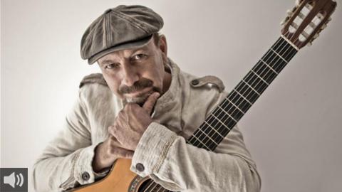 'RUIBAL' es el nuevo disco del cantautor gaditano, Javier Ruibal