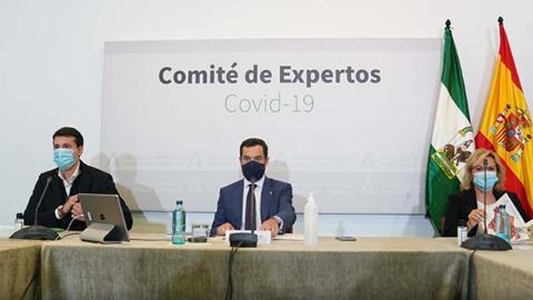 Nuevas medidas restrictivas por la COVID-19 en la comunidad autónoma andaluza