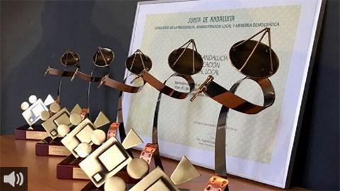 Las emisoras asociadas a EMA-RTV de Nerva (Huelva) y Cantillana (Sevilla), Premios Andalucía de Comunicación Audiovisual Local