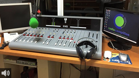 La emisora municipal Radio Campillos asociada a la Onda Local de Andalucía cumple 10 años