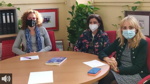 Silvia Oñate, presidenta de la Asociación Vida, se pone en huelga de hambre para regular la pensión de viudedad de parejas sin vínculo matrimonial