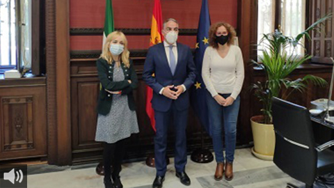 Agentes sociales denuncian la precariedad, la temporalidad y la parcialidad laboral existente en Andalucía