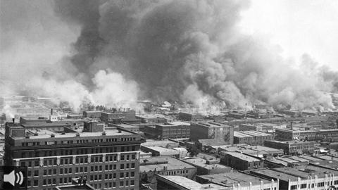 Recordamos esta semana en Red Refugio la masacre de Tulsa y la situación del racismo en EEUU