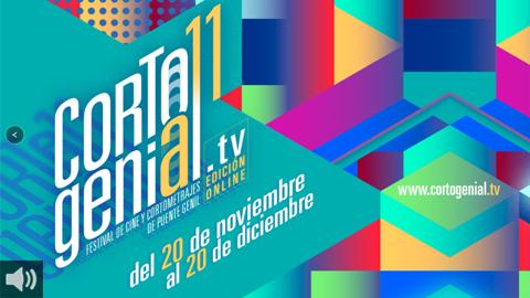 El Festival de Cine y Cortos de Puente Genil se celebra íntegramente 'online' con más de 1.300 obras