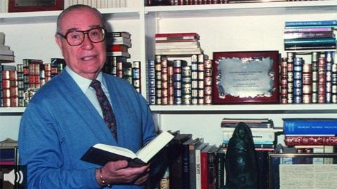 La Casa Museo Zenobia-Juan Ramón de Moguer dedica la pieza del mes a Francisco Garfias en el centenario de su nacimiento