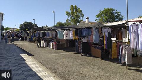 El comercio ambulante podrá acogerse a las ayudas de once millones para la reactivación del sector comercial