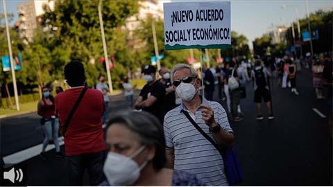 'Las personas en vulnerabilidad extrema necesitarán una década para salir de esta crisis', Sonia Díaz, Oxfam Intermon Andalucía