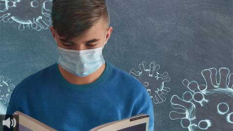 La comunidad educativa considera falta de responsabilidad las recomendaciones de la Junta ante la ola de frío y los contagios en las aulas