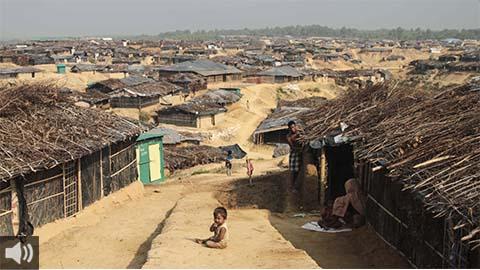 Red Refugio nos lleva a Bangladesh para conocer la historia y situación que sufre la población rohingya