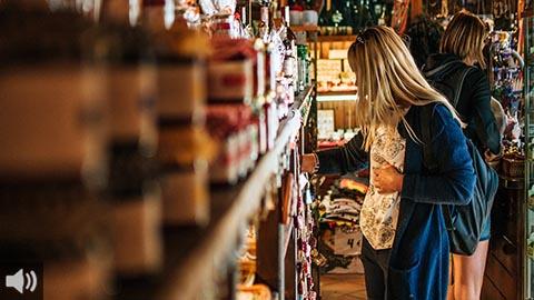 'Las ventas del pequeño comercio andaluz han sufrido pérdidas de entre el 35 y el 40% en Navidad', Tomás González, Asociación Provincial del Comercio de Sevilla