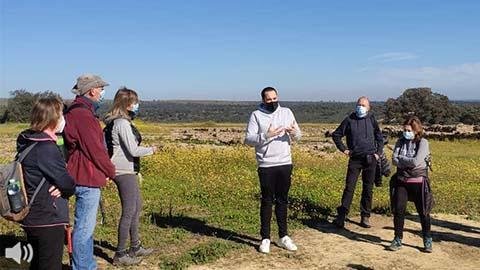 'Es importante que la naturaleza sea accesible para preservarla como fuente de salud, ocio y vida', M. Ángel Acosta, asociación Scatiana