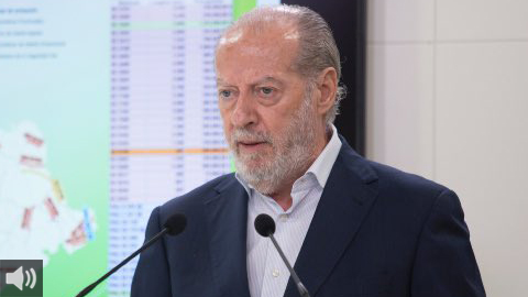 'Las diputaciones provinciales somos valedoras de las propuestas de los pequeños municipios de nuestra tierra', Fernando Rodríguez Villalobos, presidente de la FAMP