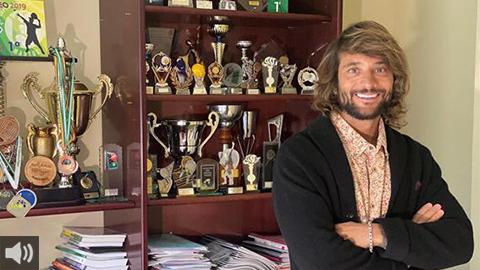 El profesor de la Universidad de Jaén, Javier Cachón, recibe el premio 'Mejor docente de España'